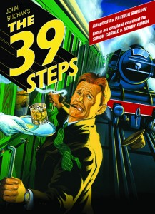 Redlands Footlighters will present The 39 Steps, adapted by Patrick Barlow, September 12-29, 2013.