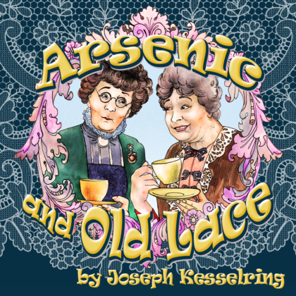 Artwork for Arsenic and Old Lace by Joseph Kesselring